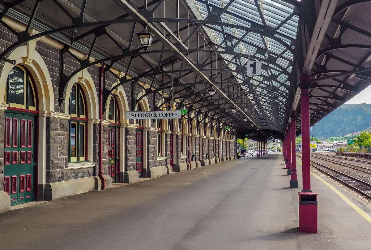 Dunedin Railway Station, Ντούνεντιν, Νέα Ζηλανδία