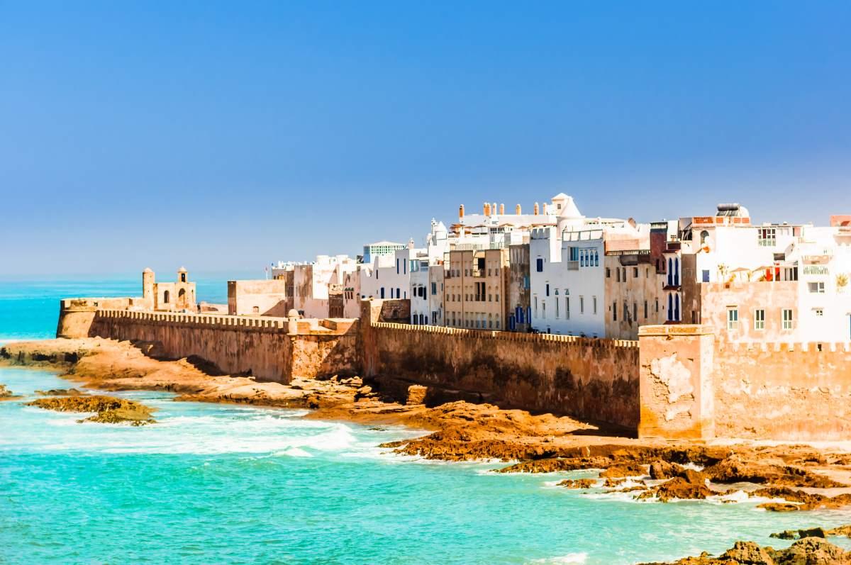 Εσαουίρα, Μαρόκ