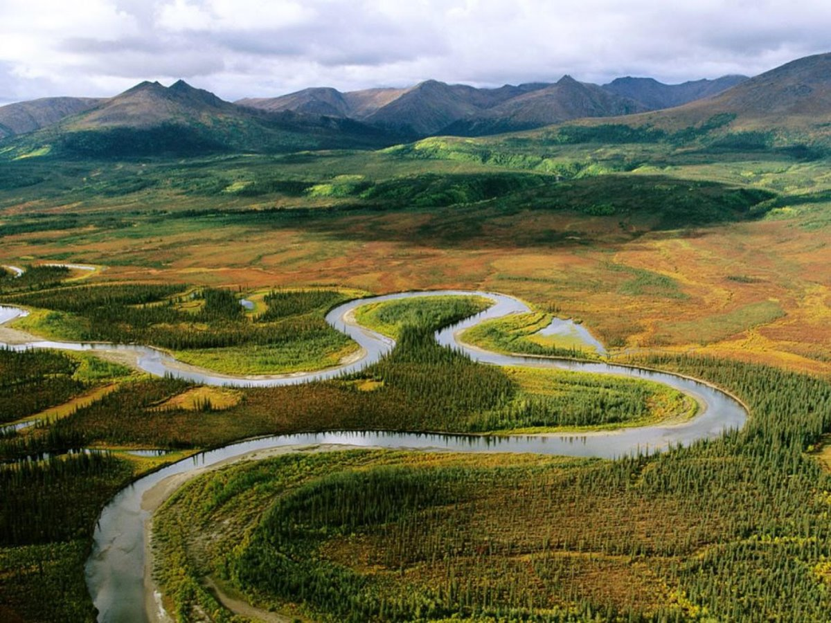 Gates of the Arctic National Park and Preserve, Αλάσκα