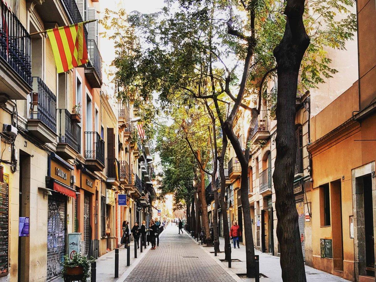 Gracia, Βαρκελώνη