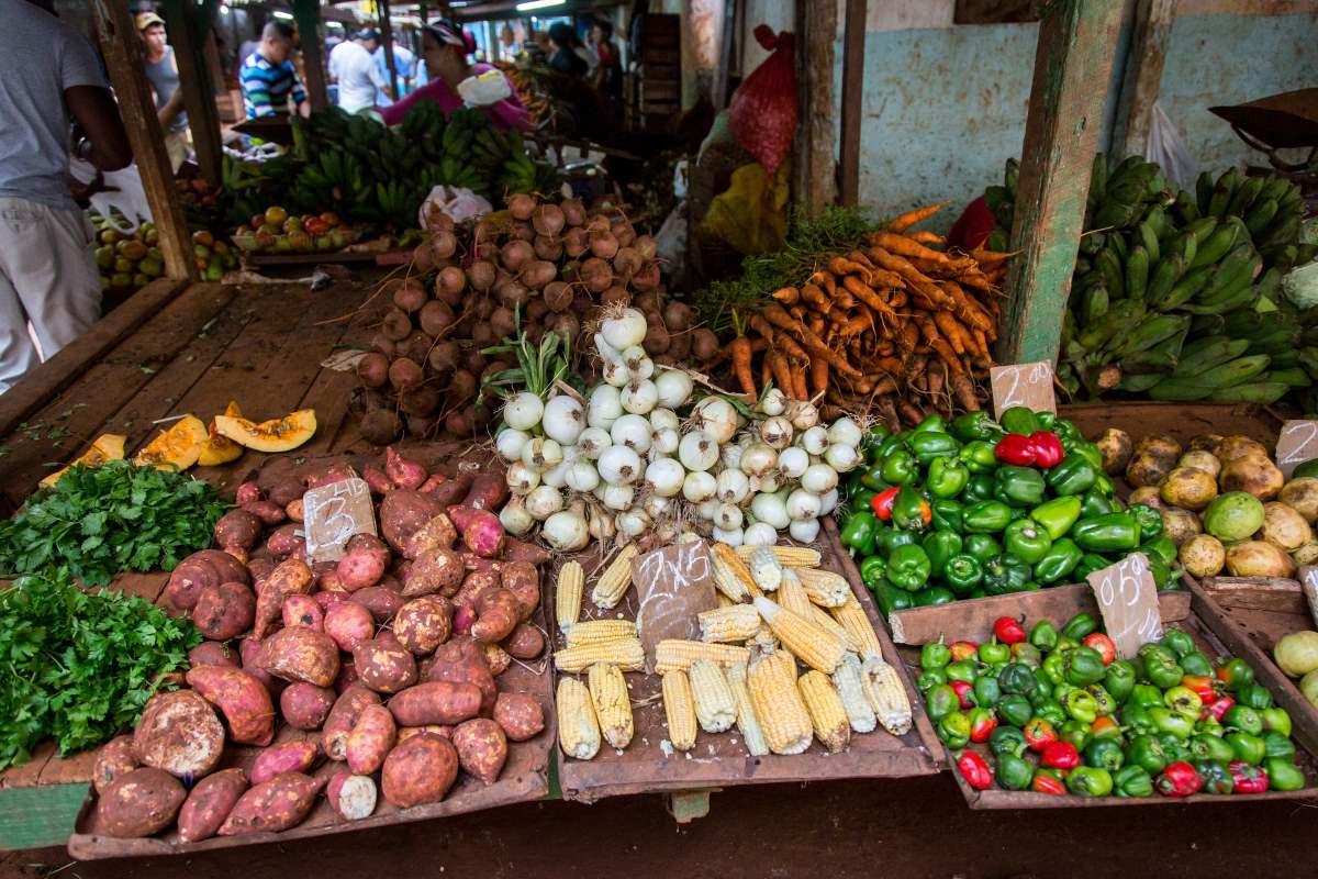 Λαική αγορά Αβάνα