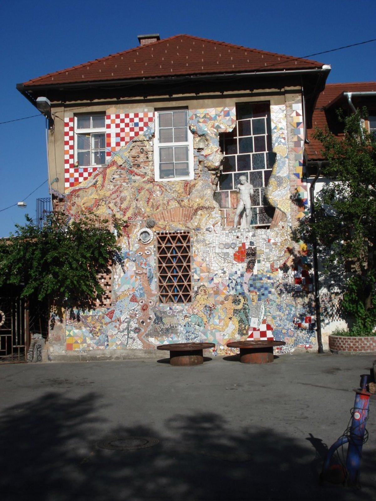 Metelkova, Λιουμπλιάνα