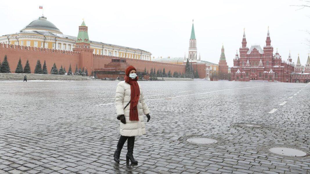 Covid, Μόσχα