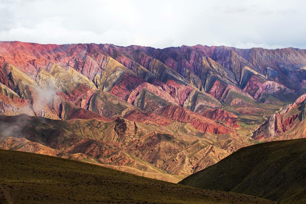 Hornocal, το βουνό των χρωμάτων Αργεντινή