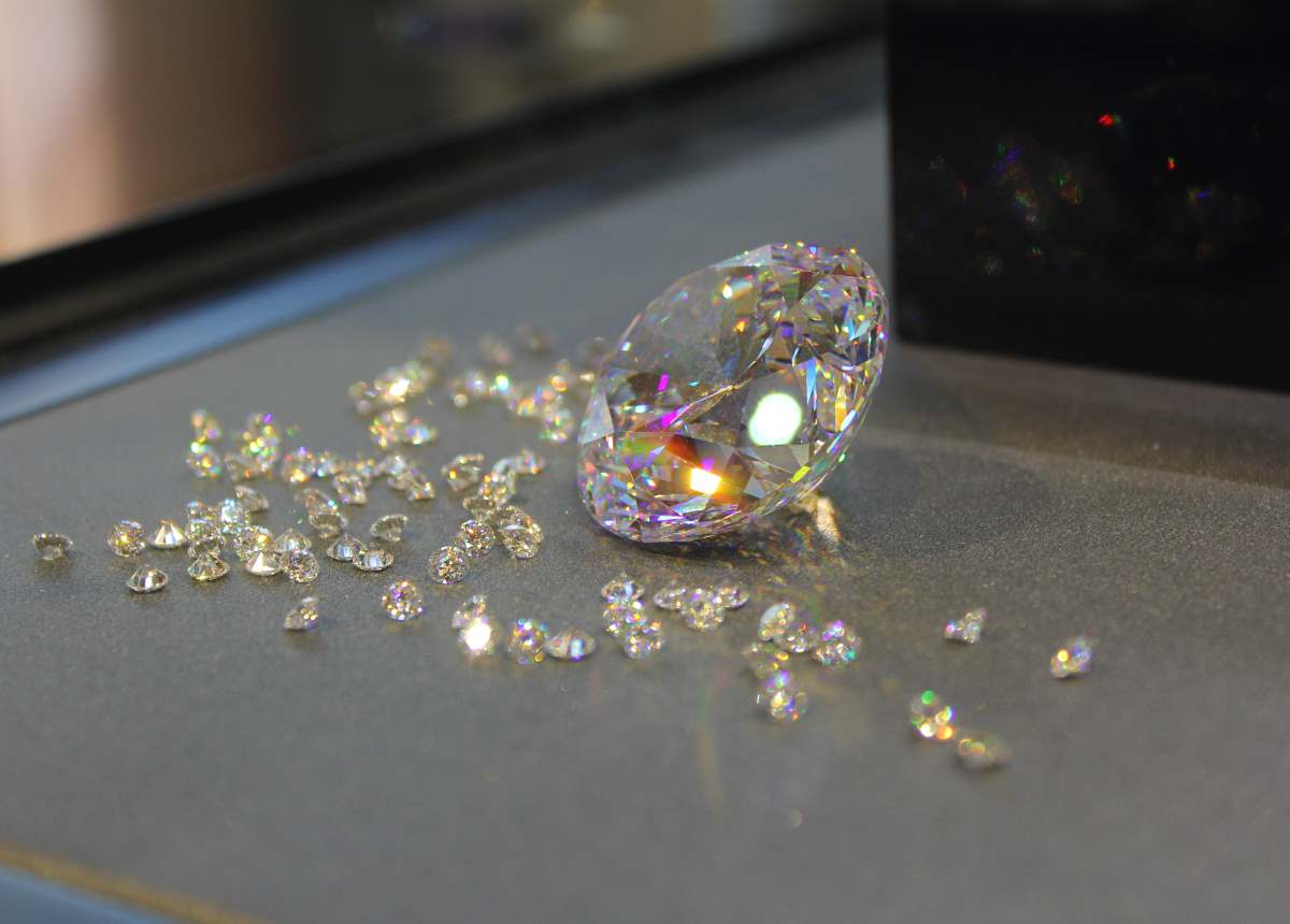 Diamant Museum, Άμστερνταμ, Ολλανδία