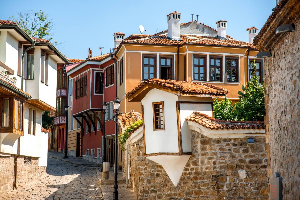 Φιλιππούπολη (Plovdiv), Βουλγαρία