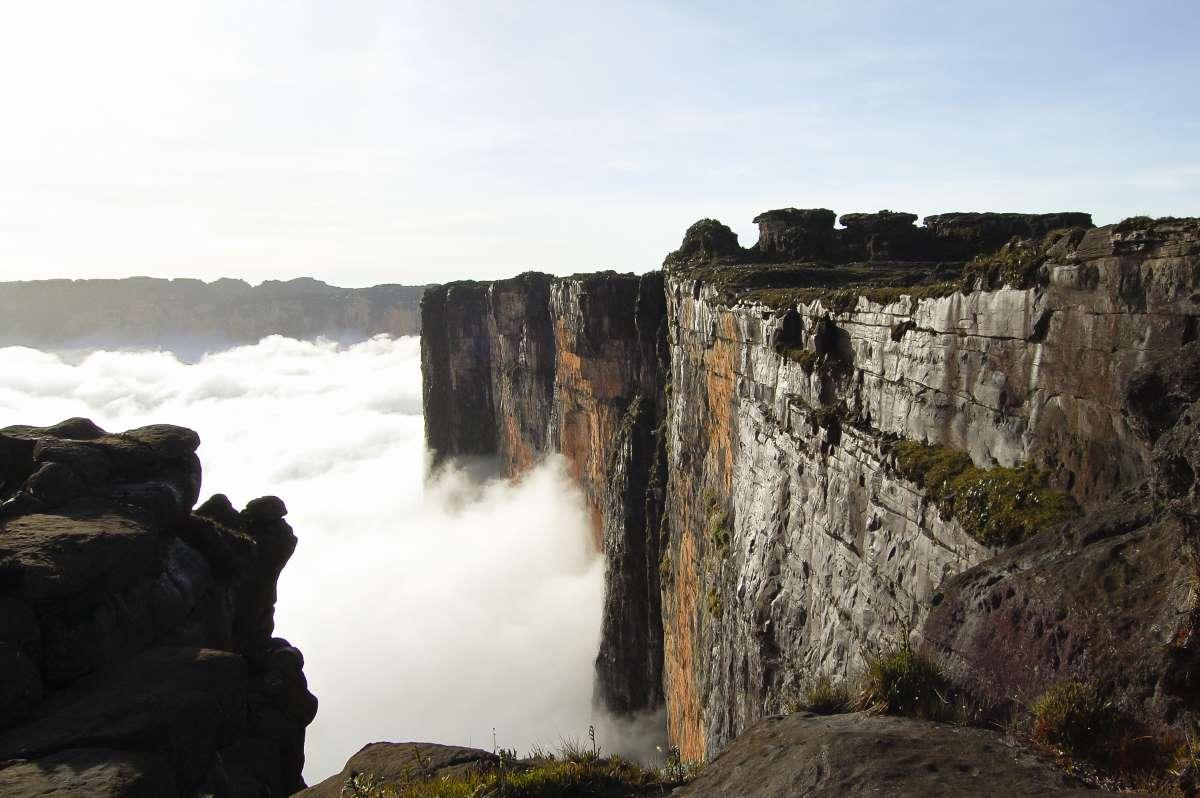 Βουνό Roraima, Νότια Αμερική