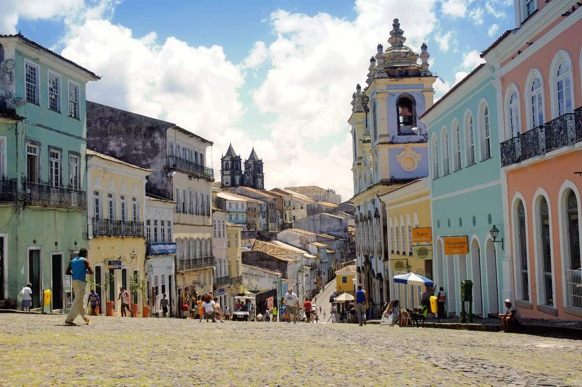 Ιστορικό Κέντρο του Salvador da Bahia