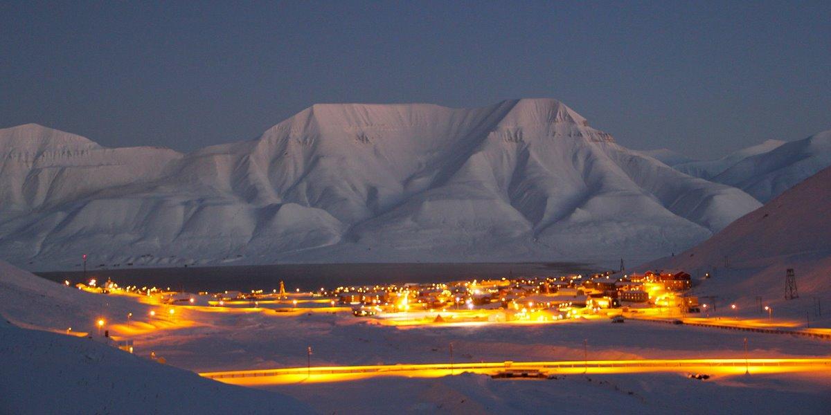 Svalbard, Νορβηγία