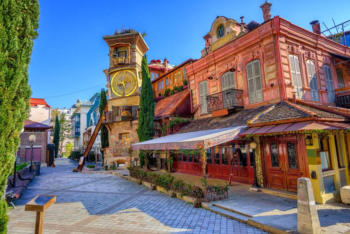 Τιφλίδα, Γεωργία