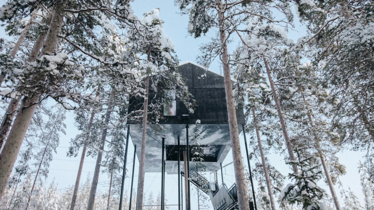 Treehotel, Σουηδία