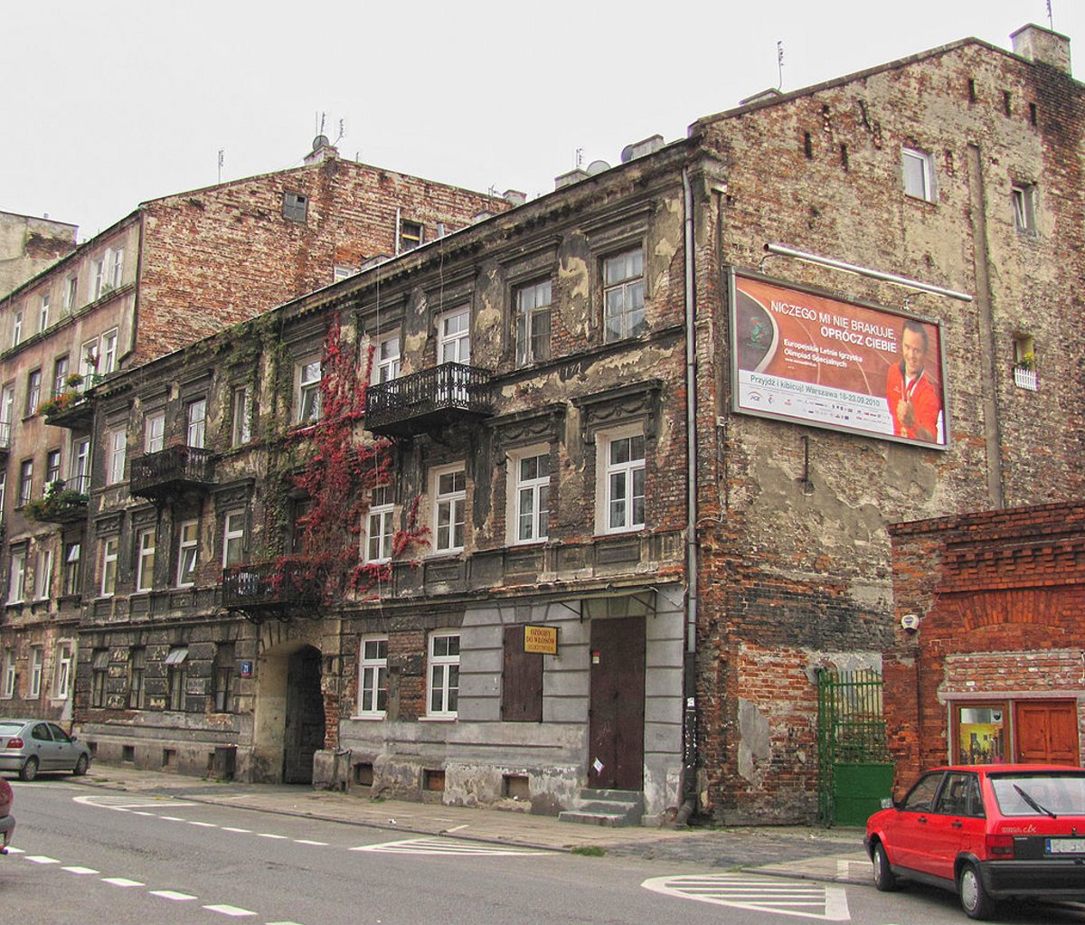 Praga, Βαρσοβία