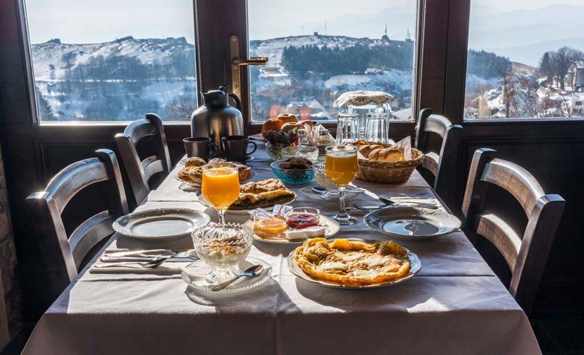 Argyro Guesthouse Νυμφαίο πρωινό στον καλύτερο ξενώνα Φλώρινας
