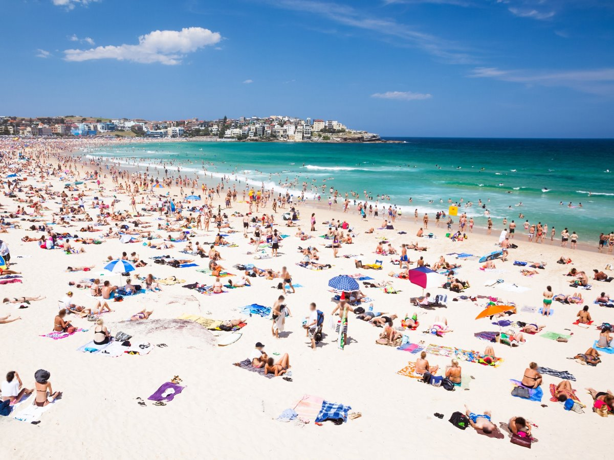 Αυστραλία καλοκαίρι όταν σε άλλες χώρες χιονίζει