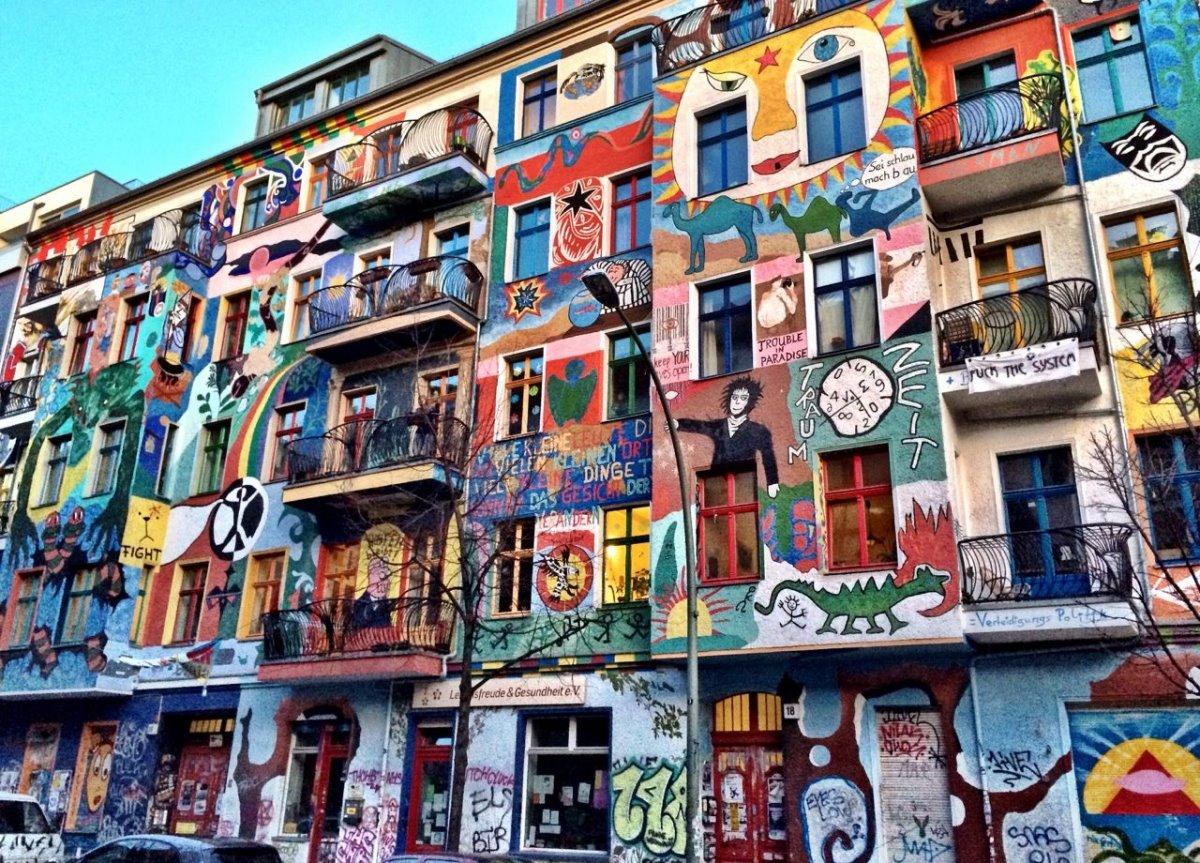 Βερολίνο τέχνη