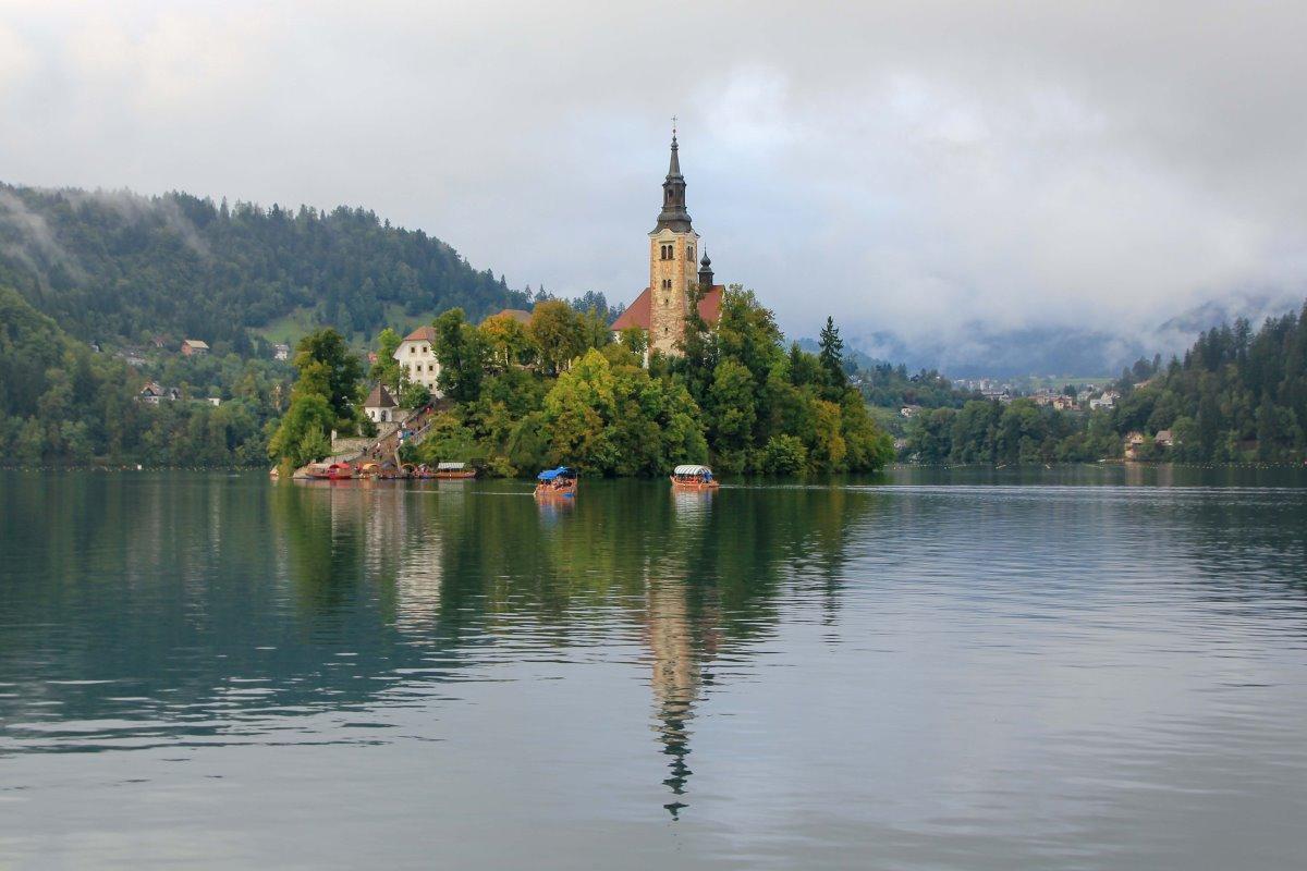 Bled Island, Σλοβενία