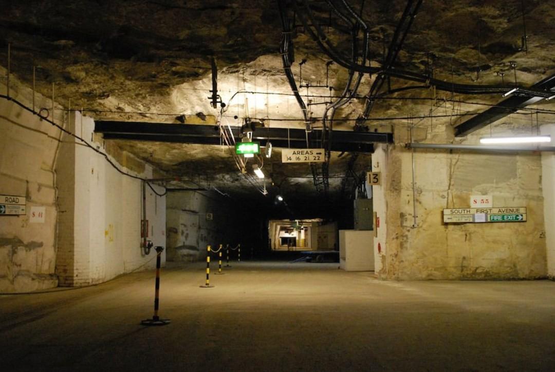 Burlington Bunker, Corsham, Αγγλία