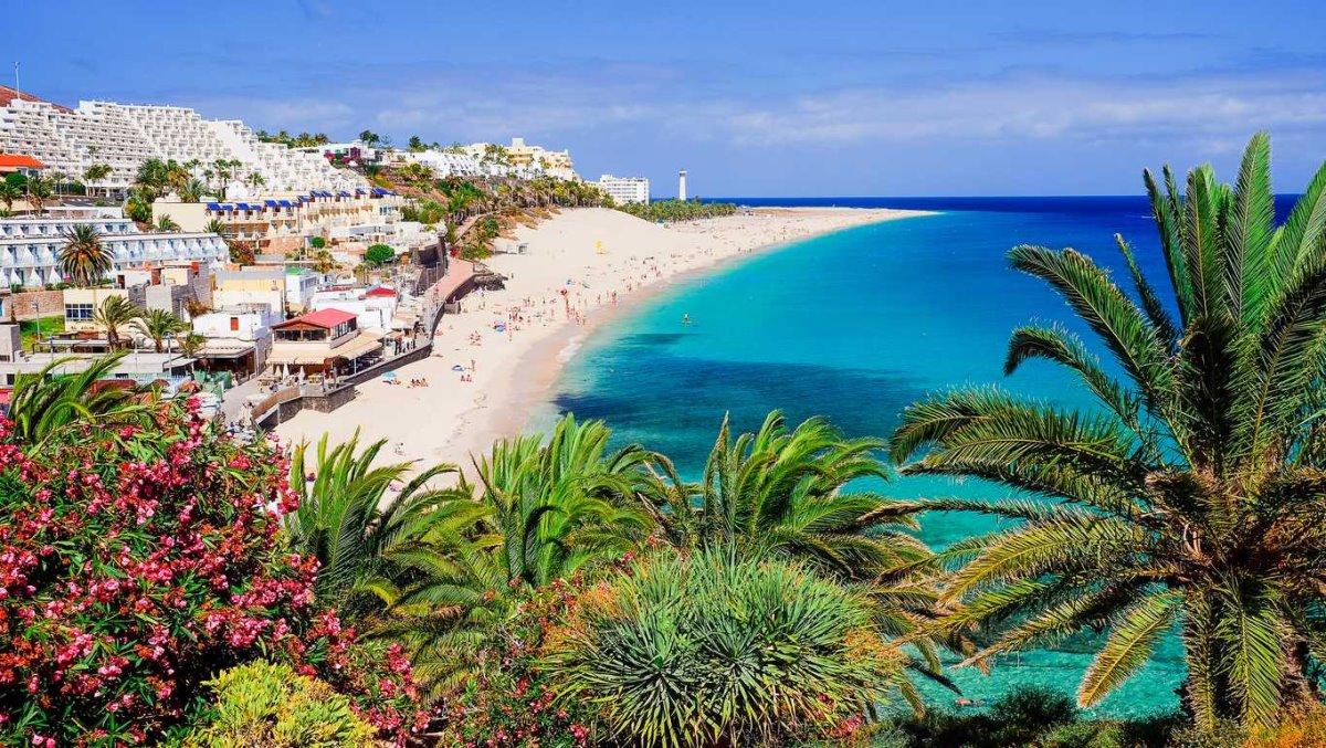 Κανάρια νησιά καλοκαίρι