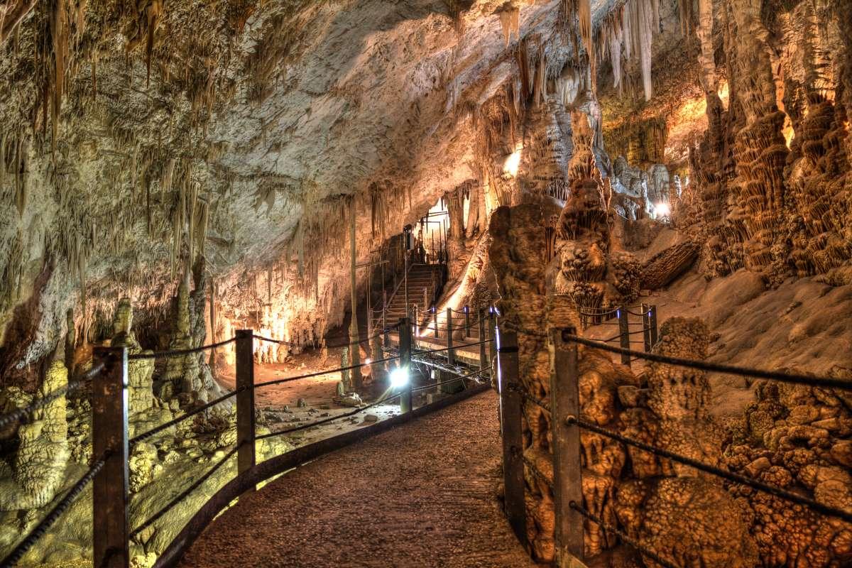 Σπήλαιο Avshalom, Ισραήλ