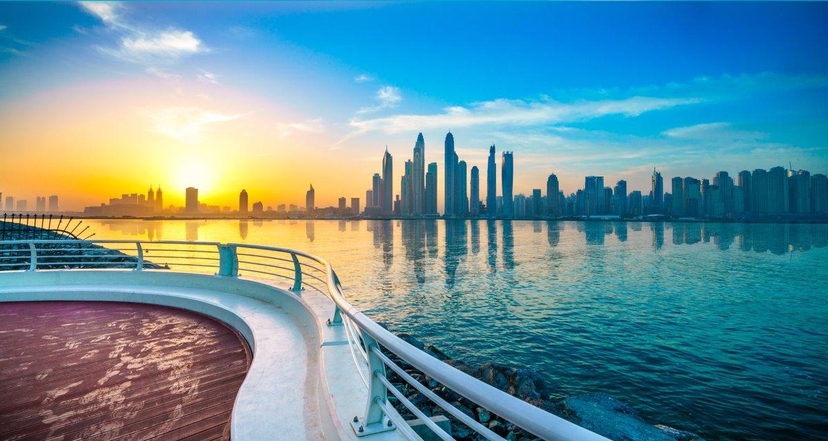 Ντουμπάι ζέστη όταν άλλες χώρες έχουν χειμώνα
