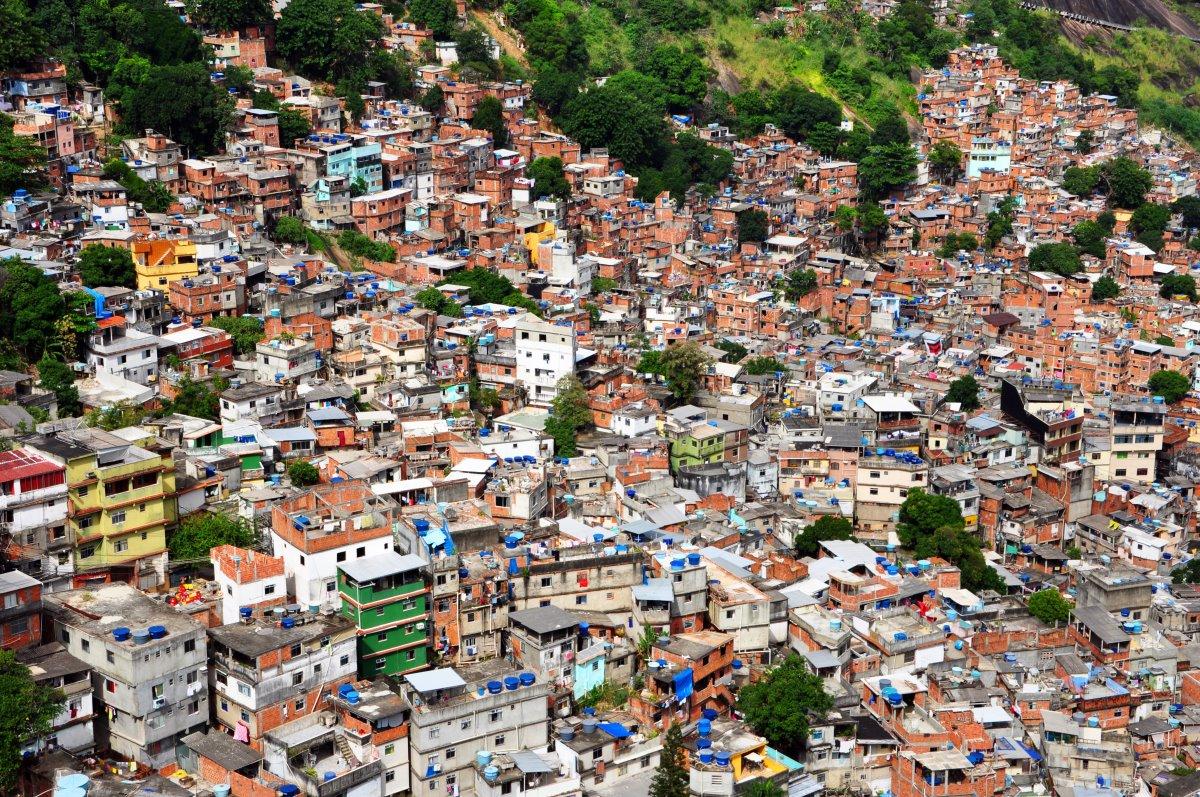 Φαβέλες Βραζιλία