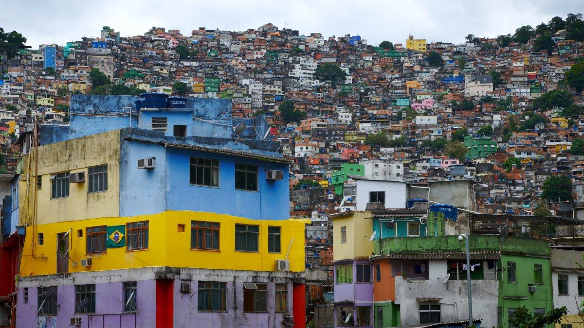 Φαβέλες Ρίο ντε Τζανέιρο