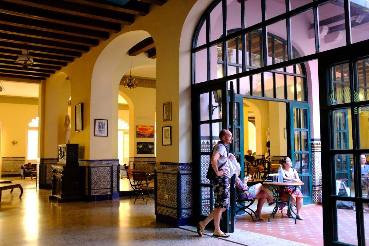 Ξενοδοχείο Sevilla, Αβάνα
