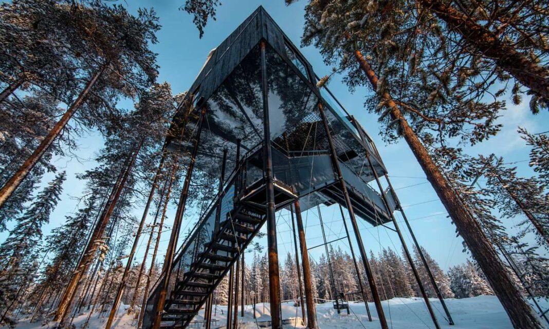 Treehotel Σουηδία