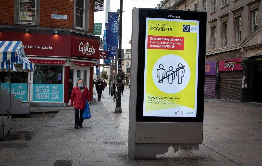 Οι Ιρλανδοί είναι οι πιο αγχώδεις καταναλωτές στην Ευρώπη