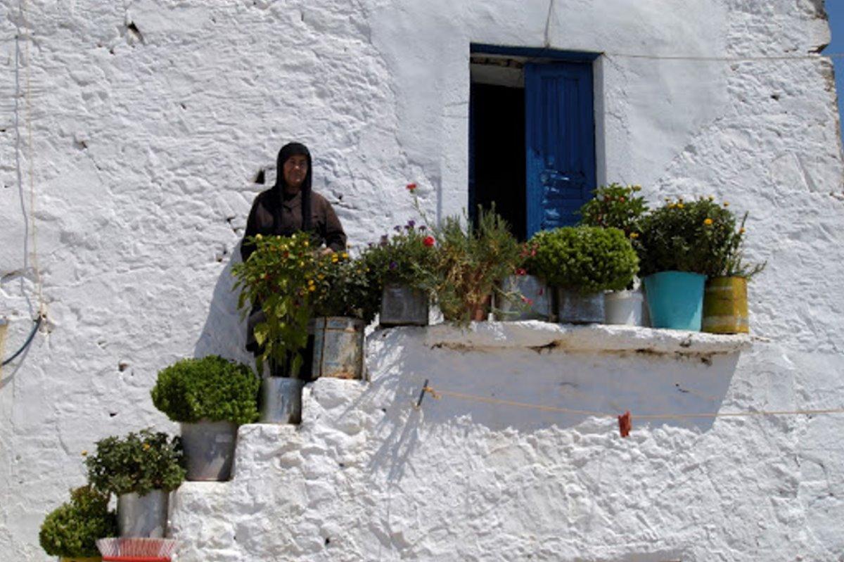 Καπετανιανά πέτρινα σπίτια