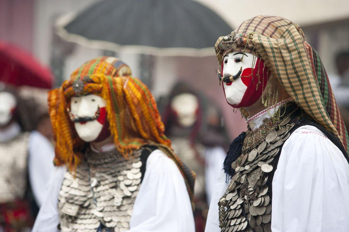 Καρναβάλι στη Νάουσα