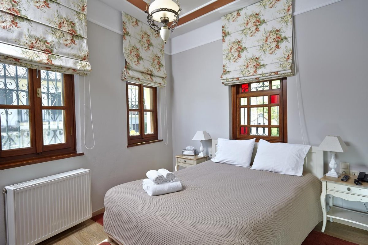 Kastro Guesthouse Ιωάννινα δωμάτιο