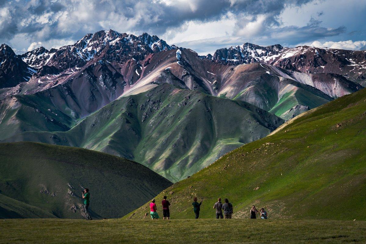 Βόρειο Κιργιστάν