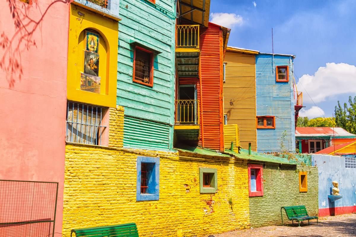 La-boca Buenos Aires