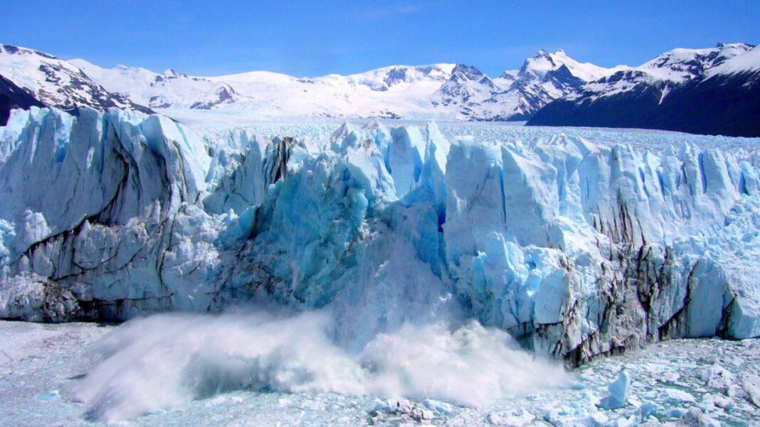 Παγωμένα τοπία Παταγονία, Αργεντινή