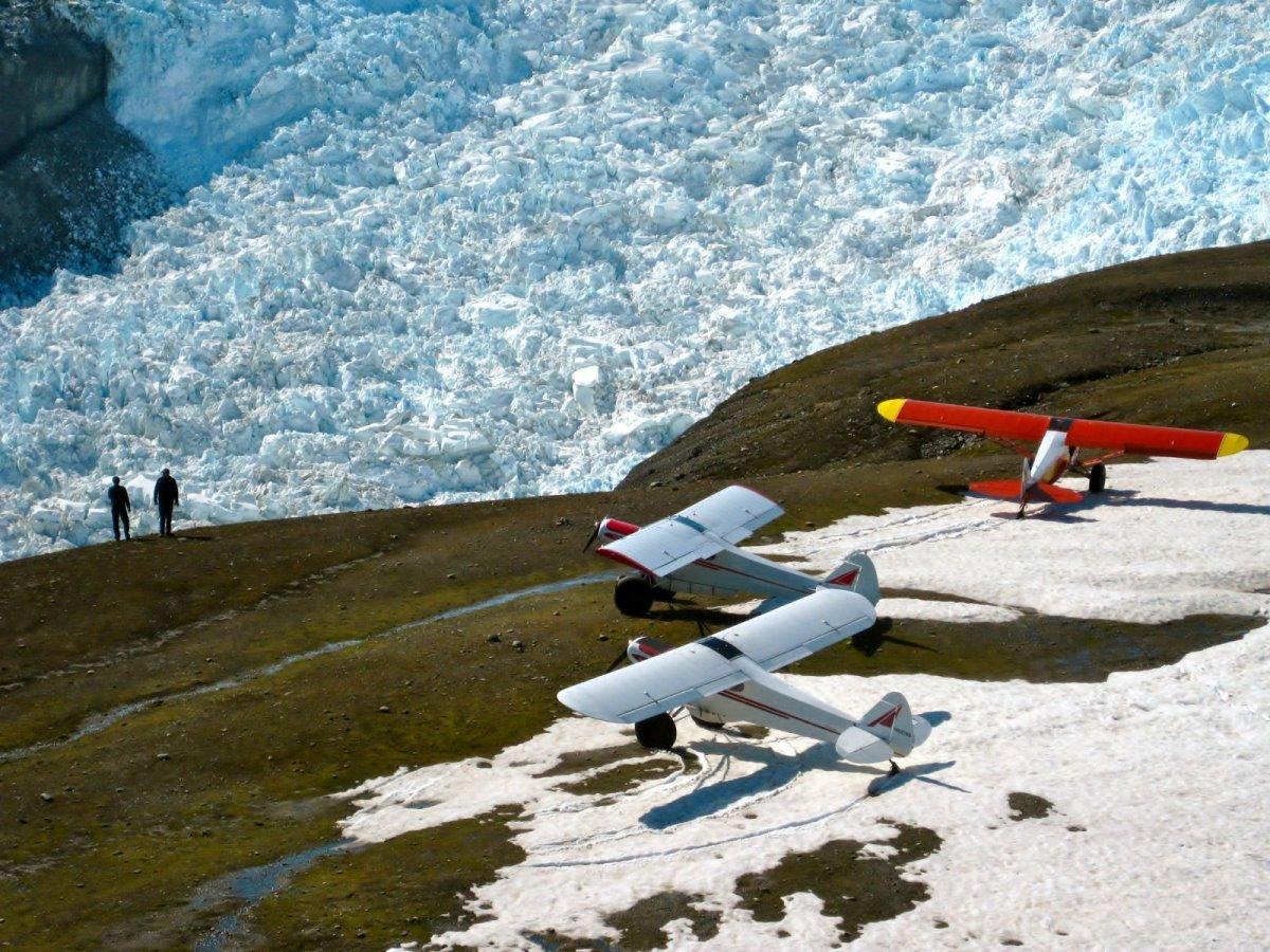 στο Ultima Thule Lodge στην Αλάσκα πρόσβαση μόνο με ιδιωτικό αεροπλάνο