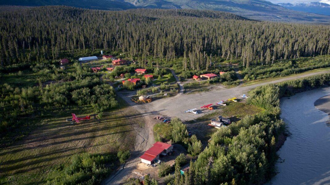 Ultima Thule Lodge Αλάσκα πανοραμική