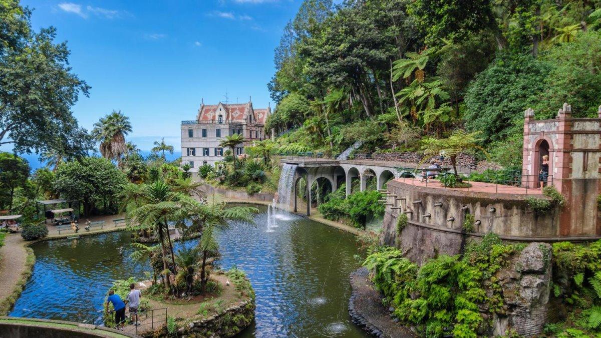 Μαδέρα αξιοθέατα και κήποι