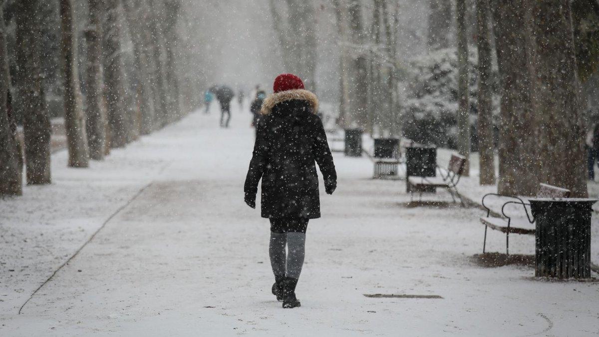 Ο χιονιάς του αιώνα στη Μαδρίτη