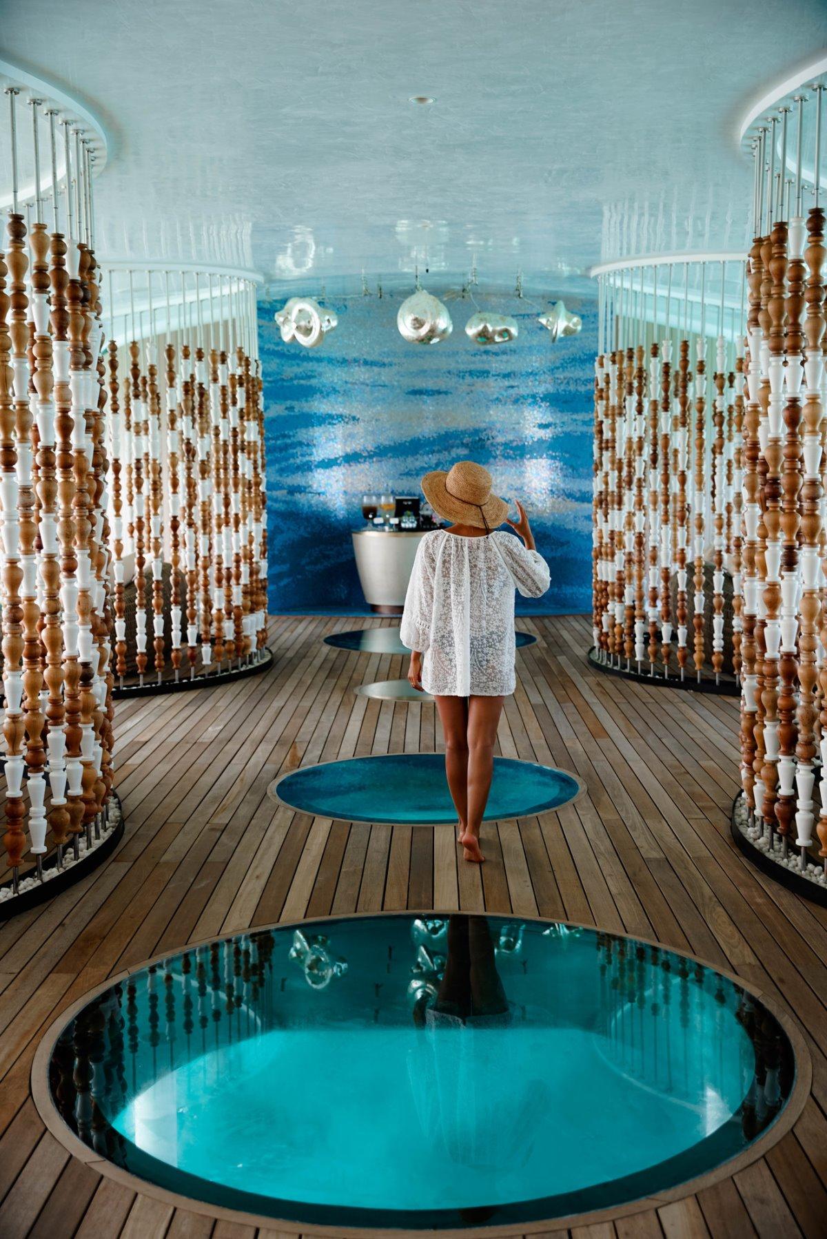 Μαλδίβες καλύτερο spa στον κόσμο με πολυτελείς χώρους