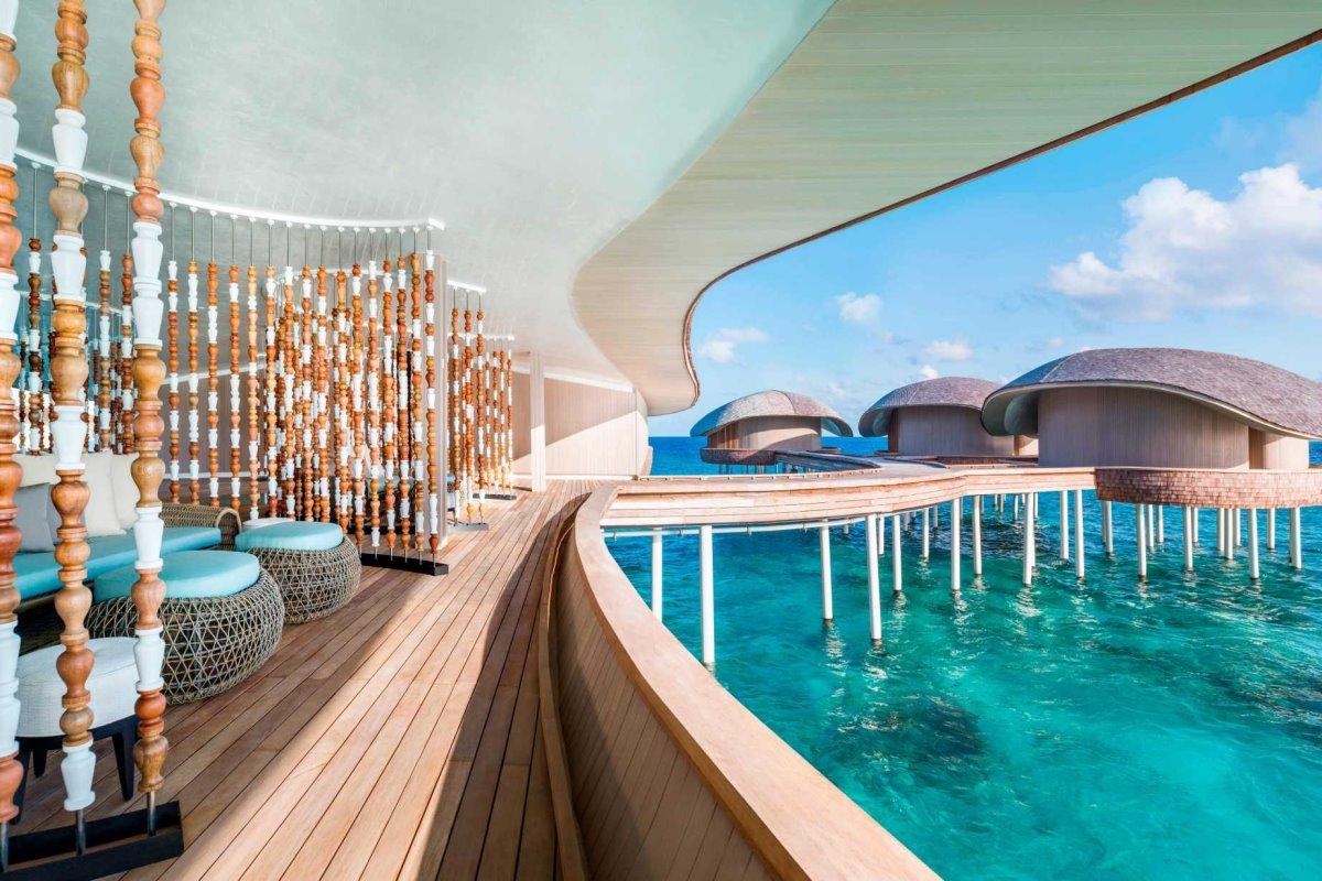 Μαλδίβες καλύτερο spa στον κόσμο