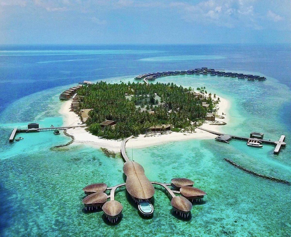 Σε ιδιωτικό νησί στις Μαλδίβες το καλύτερο spa στον κόσμο