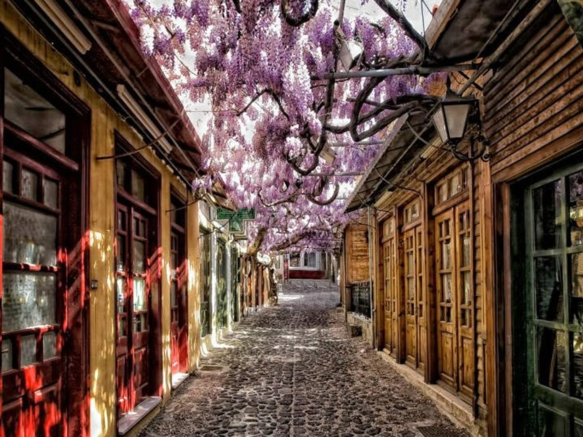 ωραιότεροι δρόμοι στον κόσμο Μόλυβος