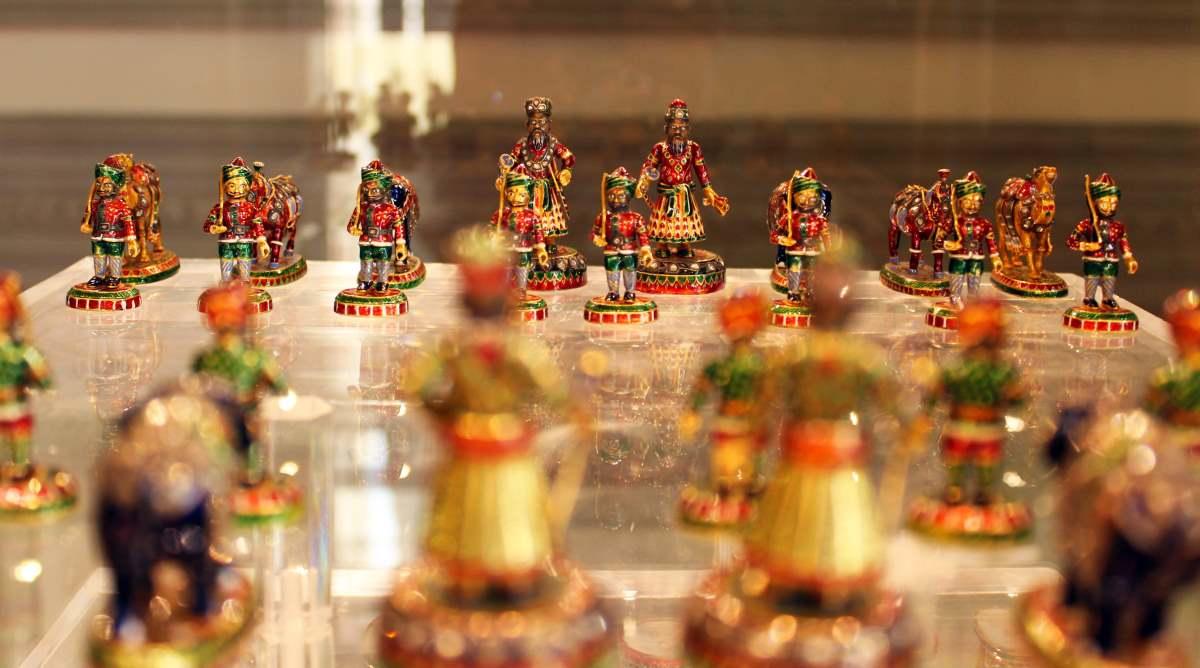 Βασιλικό Μουσείο κοσμημάτων, Αλεξάνδρεια