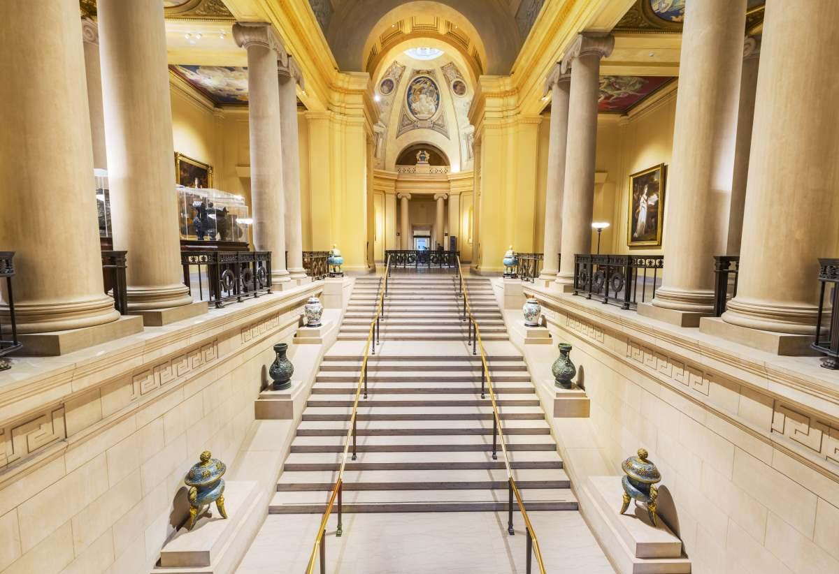 Museum of Fine Art (MFA), Βοστόνη, ΗΠΑ