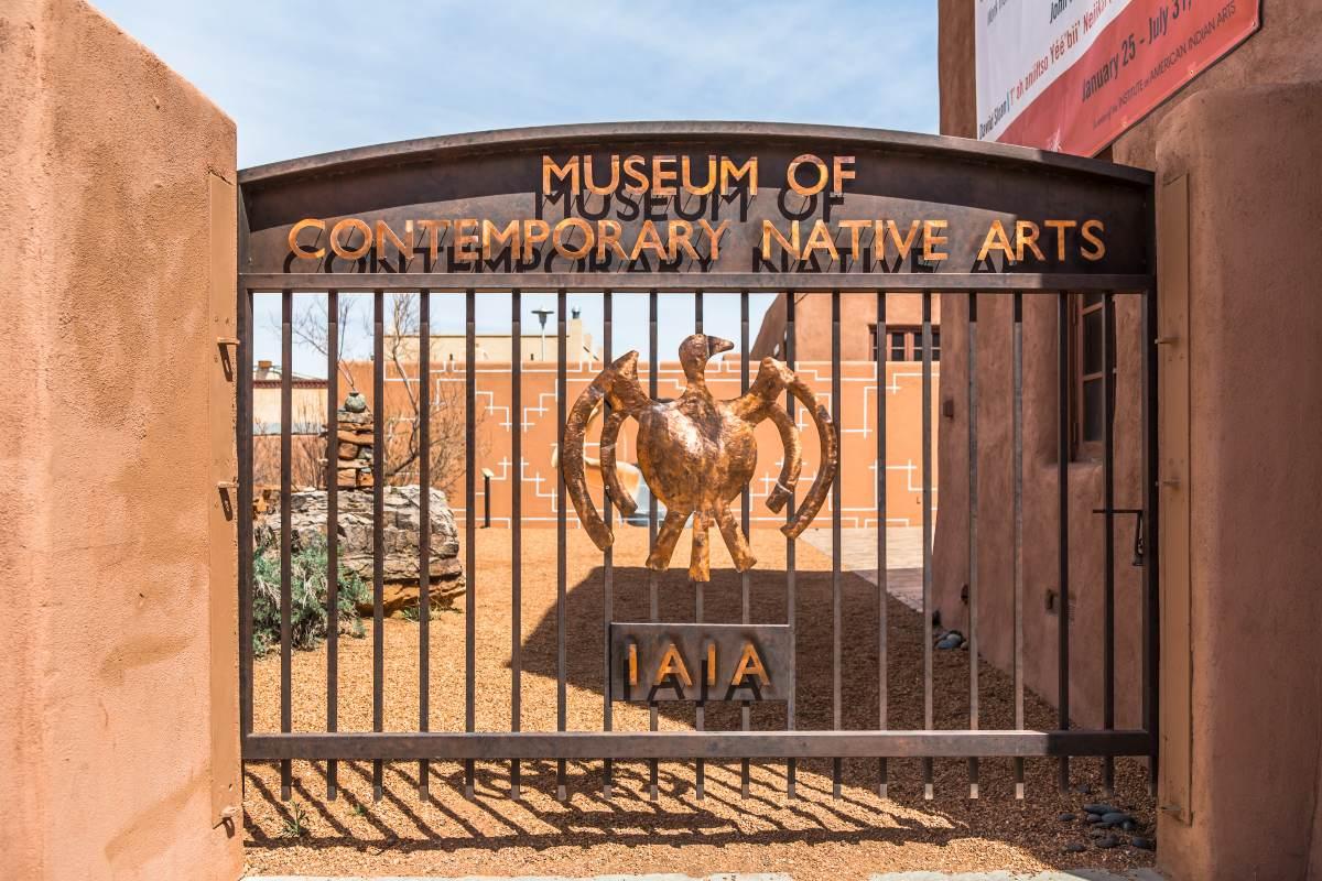 New Μexico museum of art, Νέο Μεξικό ΗΠΑ