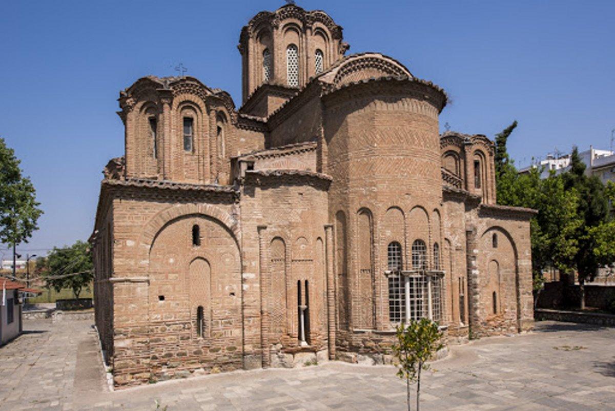 Ναός Αγίων Αποστόλων Αθήνα