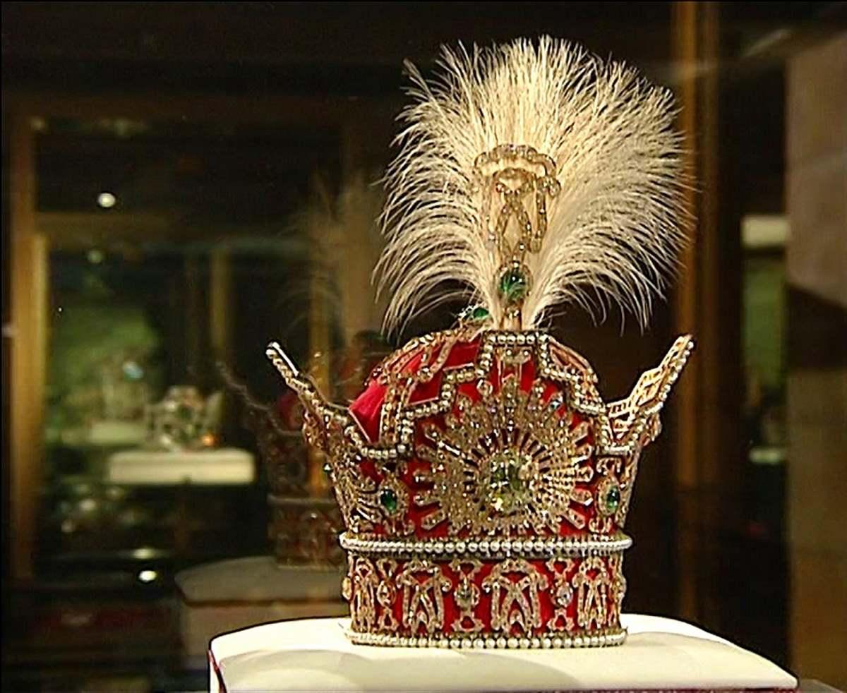 National Tehran Jewelry Museum, Τεχεράνη, Ιράν