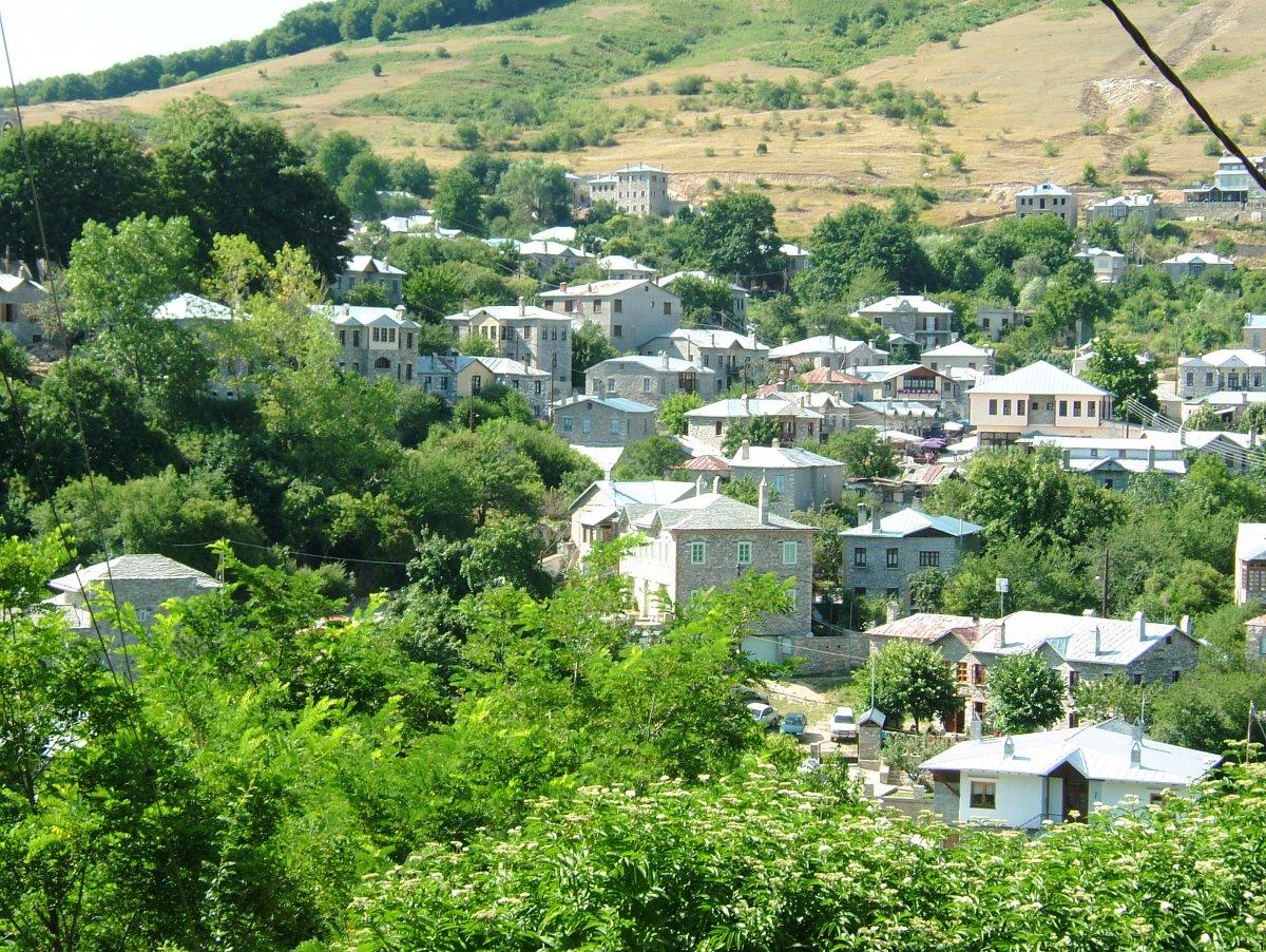 Νυμφαίο χωριό Φλώρινα