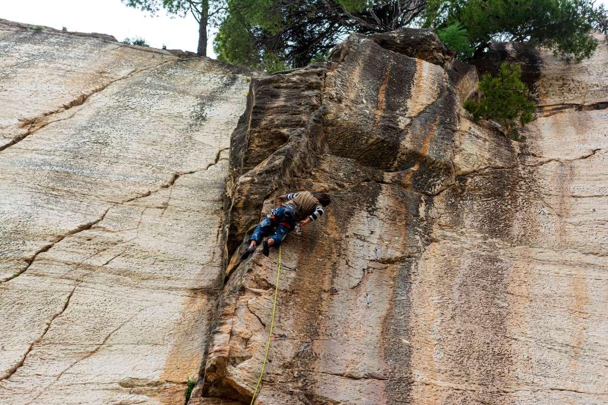 Ορειβασία στην Πεντέλη